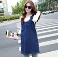 High Quality Maternity clothes Pregnancy clothes Maternity Denim dresses Pregnant dress Clothes for pregnant women  CC053