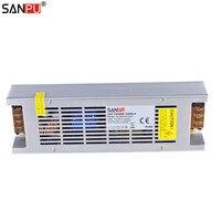 SANPU 24 v Led-treiber 300 watt 12A Konstante Spannung Schalt Netzteil Transformator 220 v AC Eingang Dünne IP20 innen Aluminium Licht