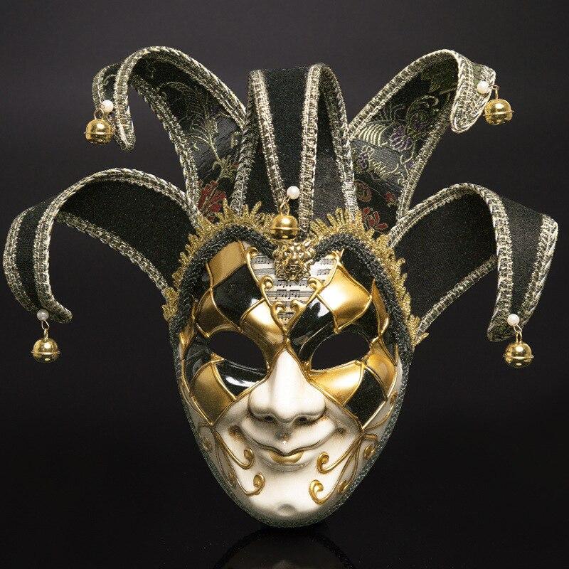 Delle donne Del Partito Maschera Maschera di Venezia Maschere Festosa Forniture di Travestimento della Mascherina Di Halloween di Natale Costumi di Carnevale Anonymous Maschere Veneziana