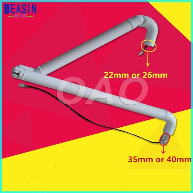 Dental mounting Arm   Dental Chair Unit Oral Light Arm All Aluminuml For Dental Post Dental Chair