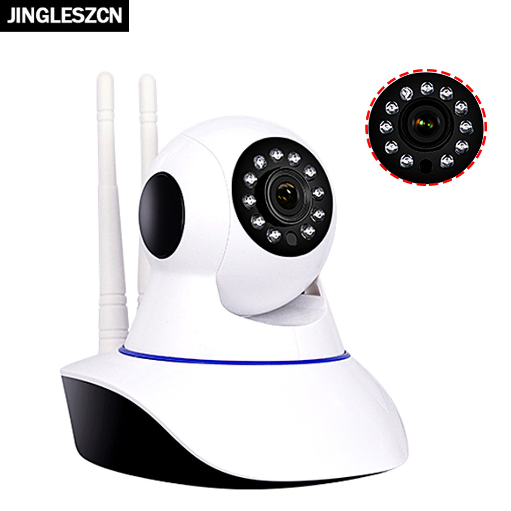 JINGLESZCN IP Camera Wireless Home Security Surveillance Camera HD 720P 960P 1080P Wifi Night Vision CCTV Camera Baby Monitor howell wireless security hd 960p wifi ip camera p2p pan tilt motion detection video baby monitor 2 way audio and ir night vision