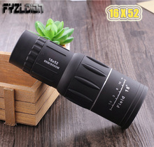 Optical Hunting 16x52 Monocular Telescope Night Vision Monocular Zoom Low Light Night Vision Optics Telescope