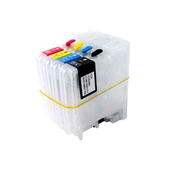 Vilaxh LC11 LC16 LC38 LC61 LC65 LC67 Refillable ink cartridge For Brother DCP 165C DCP 195C