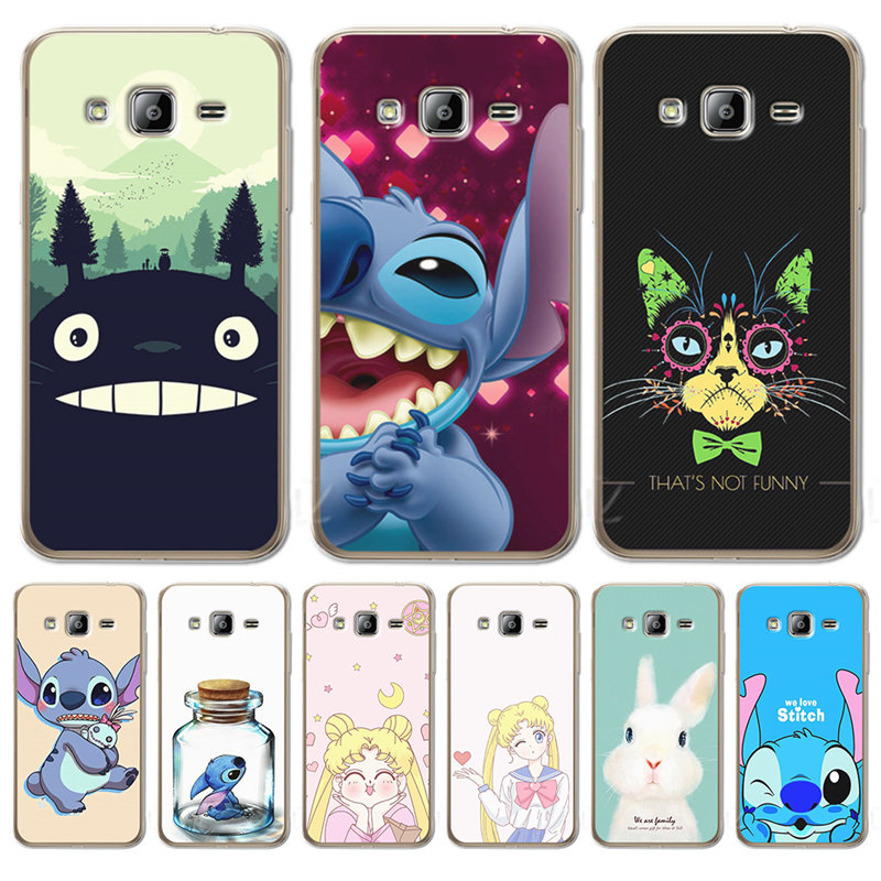 Luxury For Huawei Honor 10 9 8 8x 8c 7a 7c 7x 7 6x 6a Lite Phone Case Cover Funda Coque Etui Sailor Moon Stitch Totoro Cartoon Cellphones & Telecommunications Half-wrapped Case