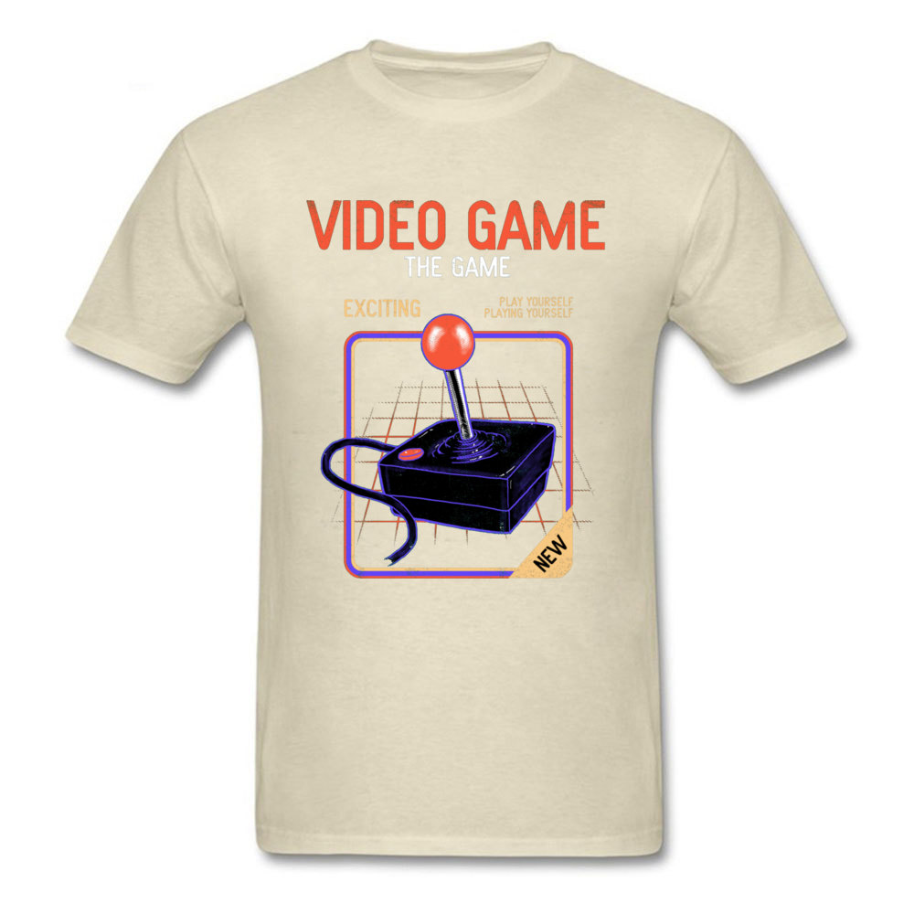 Fashionable Video Game black T Shirt for Men On Sale Thanksgiving Day Round Collar Math Gizmo Sleeve T shirts Tee Shirts in T Shirts from Men 39 s Clothing