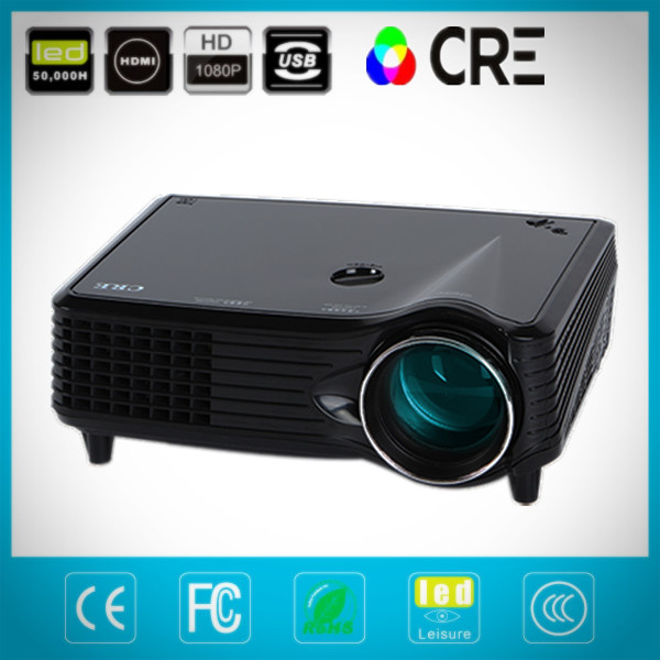 Newest china supplier full hd 1080p led projector mini for Best hd pocket projector