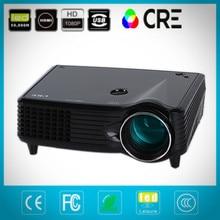 Lo nuevo Surtidor de China Full HD 1080 p LED Proyector Mini Tamaño de Bolsillo del Teatro Casero SmartProjector