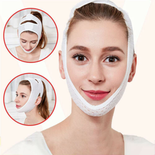 Полезная подтяжка щек для подбородка, для похудения, v-образная маска для лица, ультра-тонкий пояс, ремешок, ремешок s