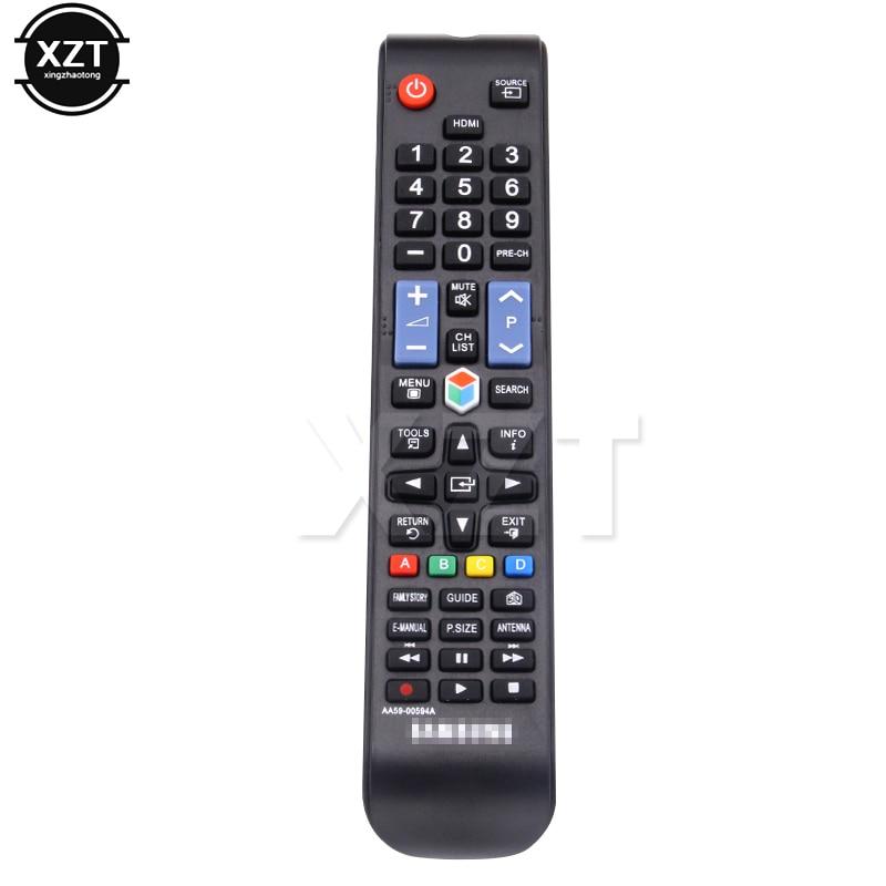 Universal TV Remote Control AA59-00594A AA59-00581A AA59-00582A UE43NU7400U UE32M5500AU UE40F8000 for SAMSUNG LCD LED Smart TV(China)