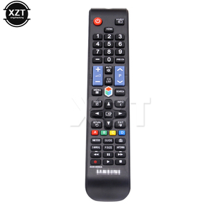 Universal TV Remote Control AA59-00594A AA59-00581A AA59-00582A UE43NU7400U UE32M5500AU UE40F8000 for SAMSUNG LCD LED Smart TV(China)