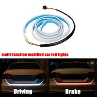 Dongzhen Waterproof Car LED 48 Trunk Van LED Strip Light Tailgate Turn Signal Reverse Backup Brake Lamp Car styling