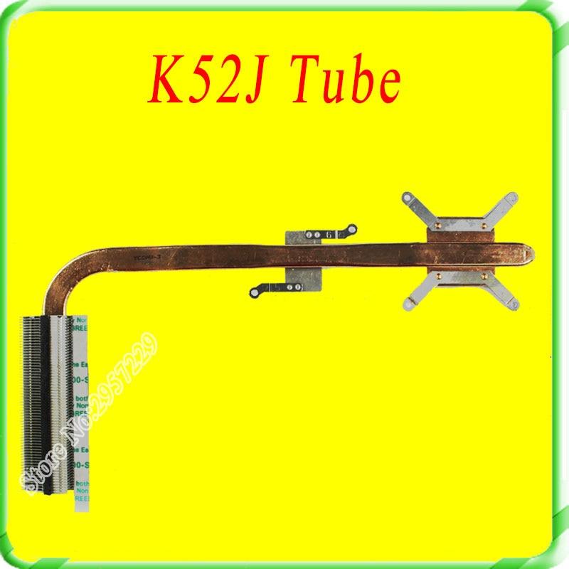 Original For asus laptop heatsink cooling fan cpu cooler K52 K52JR K52JU X52J A52J A52JT X52JT K52JT K52JN K52DR CPU heatsink original for asus laptop heatsink cooling fan cpu cooler k52jv cpu heatsink