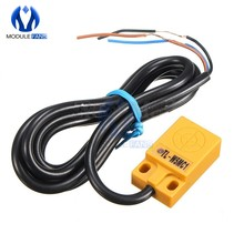 Diy eletrônico TL-W5MC1 5mm 3 fios indutivo sensor de proximidade interruptor de detecção npn dc 6v-36v