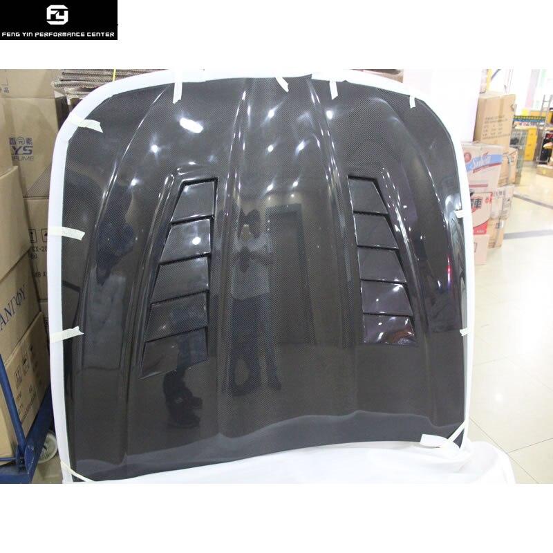 F10 F18 528i 530i 535i 550i M5 style Carbon Fiber Front Engine Hood Cover for BMW 5 series F10 M5 engine bonnet 11 15