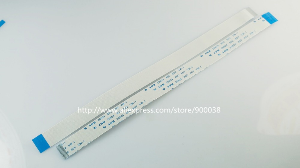 10pcs 0 5 Mm 22 Pin 200mm Length Flexible Flat Ribbon