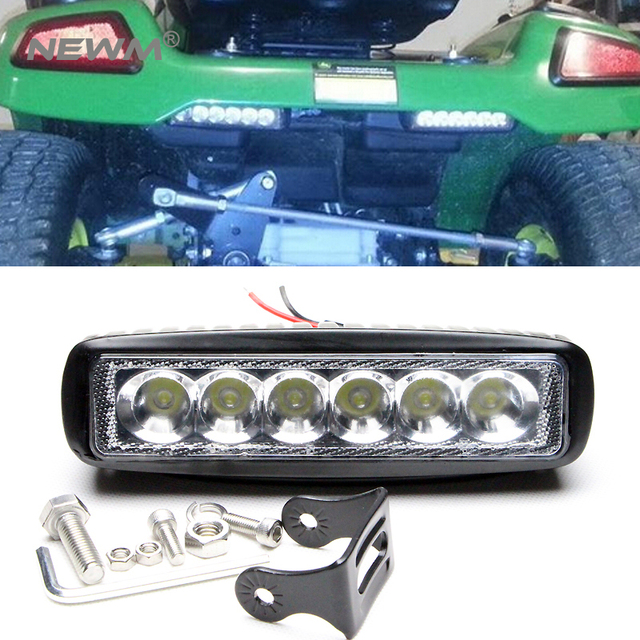 6 inch mini 18w led light bar 12v 24v motorcycle led bar offroad 4x4 6 inch mini 18w led light bar 12v 24v motorcycle led bar offroad 4x4 atv daytime aloadofball Gallery