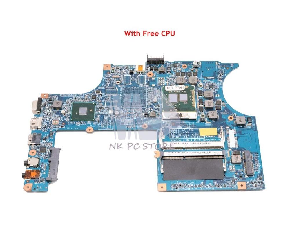 NOKOTION For Acer 3820 3820ZG 3820GT Laptop Motherboard MBPTC01001 48.4HL01.031 JM31-CP MB MAIN BOARD HM55 DDR3 Free CPU