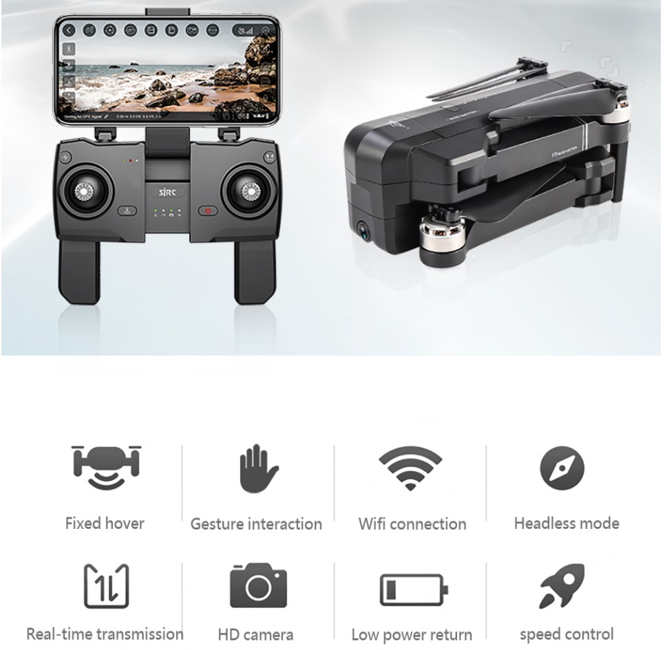 GPS FPV RC Drone Com 5G Wifi 1080 P Câmera F11 motor Brushless Quadcopter Zangão Tempo de Vôo longo Dobrável