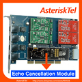 2 FXO + 2 FXS карты с Аппаратной Эхо-tdm410p Asterisk карты sangoma PCI FXO FXS