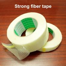 Battery pack DIY mesh fiber tape Tensile wear cross-strip fiberglass Toy airplane model super strong single-sided