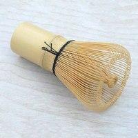 فرشاة إعداد الشاي الأخضر من خشب البامبو على الطريقة اليابانية مستلزمات المطبخ فرشاة