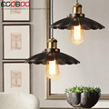 Nordic Industrial Wind retro minimalist creative chandelier balcony living room bedroom corridor Tieyi lighting loft lamp