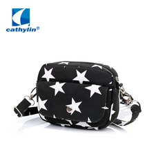 2016 Fashion little strar Messenger Bag Casual Shoulder Bag High Quality Crossbody Canvas Bag Women Bags