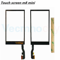 Vecmnoday 2pcs Front Touch Screen Digitzer Glass Repair Part For HTC One Mini 2 M8 Mini