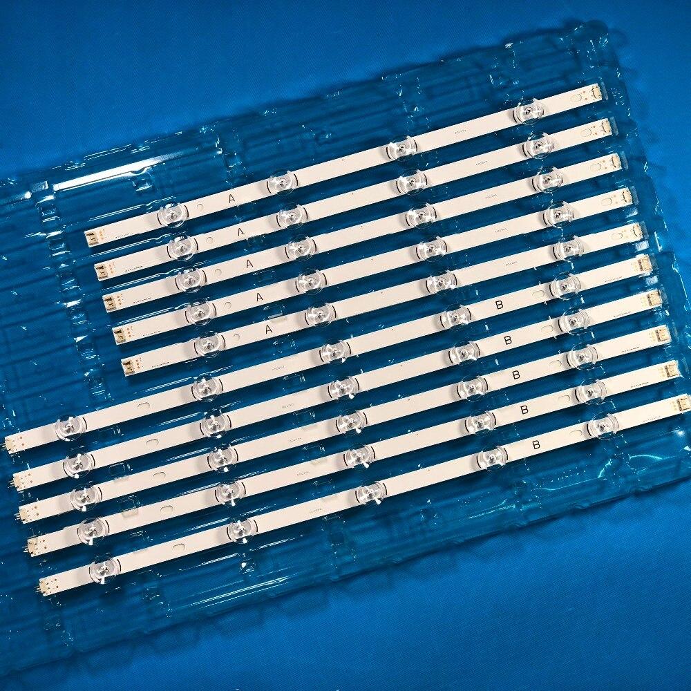 """Image 3 - LED Backlight strip For LG 49LB620V Innotek DRT 3.0 49"""" A B 49LB552 49LB629V 6916L 1788A 6916L 1789A 49LF620V 49UF6430-in LED Bar Lights from Lights & Lighting"""