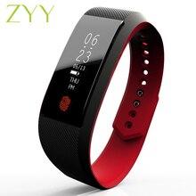 Смарт-группы w808s браслетов, как smart watch bluetooth смарт браслет для android/ios телефон сердечного ритма трекер спорта смарт-группы