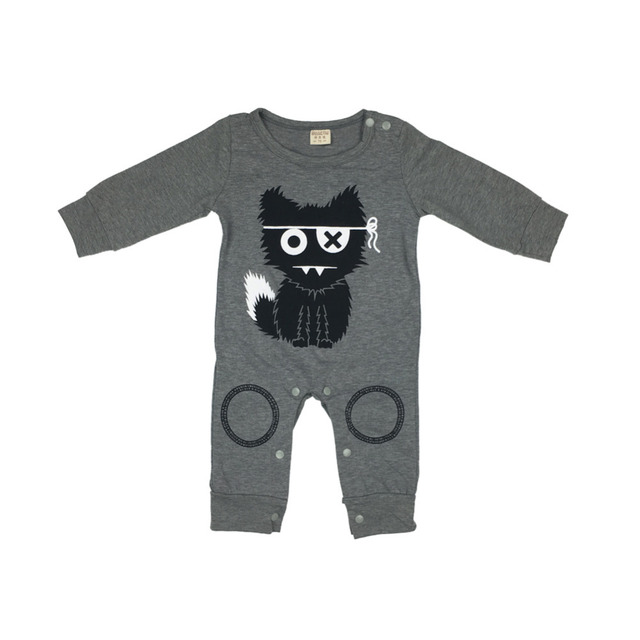 Baby Soft Warm Rompers