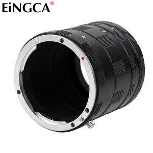 Image 1 - Camera Lens Adapter Ring Macro Extension Tube For Canon EOS 80D 70D 60D 50D 600D 700D 750D 760D 800D 1200D 5D4 5D3 6D 7D 77D 1D