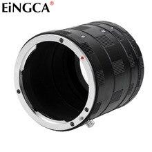 Ống Kính Máy Ảnh Adapter Vòng Ống Macro Cho Canon EOS 80D 70D 60D 50D 600D 700D 750D 760D 800D 1200D 5D4 5D3 6D 7D 77D 1D