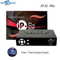 DVB-S2 IPS2 Artı Uydu Alıcısı Full HD 4 K TV Alıcısı için 1 Yıl Avrupa En Iyi HD IPTV İspanya İtalya Arapça Kanallar N CC-hattı