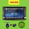 Bosion 100% новый универсальный автомобильный радиоприемник с двойным 2 дин dvd-плеер без GPS в-dash PC стерео блок видео