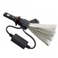 2pcs 30W LED Headlight Car Styling New Copper Wire 9005 Headlamp Bulbs Waterproof 3200LM 8 32v