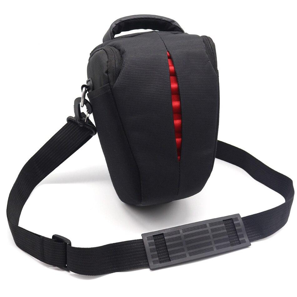 DSLR Kamera Schulter Objektiv Tasche Für Canon EOS 1100D 700D 650D 600D 550D Nikon D3400 P900 D7200 D40 D5300 Sony NEX A6000 A6300 A77