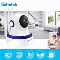 Lintratek NEW Three Antennas Cloud Storage Hd 1080P 2 0mp Mini CCTV Wifi Surveillance Security Camera