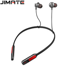 Deep Bass Bluetooth Headphone Wireless Magnetic Neckband Earphones Sport Headset Earbuds Music Earpiece Stereo For xiaomi iPhone