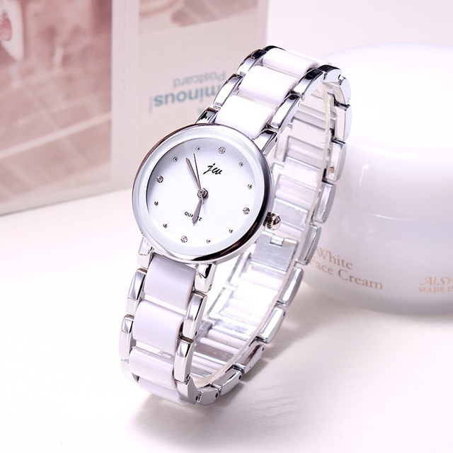 Losida Brand Ladies Watch Shock Fashion Stainless Steel Quartz Wrist Watch Busin
