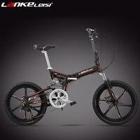7 Скорость, 20 дюйм(ов), велосипед, магниевого сплава обод, передние и задние дисковые тормоза, лидирующий бренд Скорость Управление Системы.