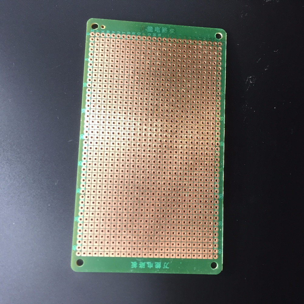 Free Shipping 10pc Single Sided Pcb 712cm Printed Circuit Board 70 Wholesale China Custom Electronic Design 70120mm Universal Test Img 0796 0797