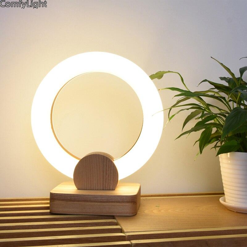 Прямая поставка, Светодиодный настольный лампа, ночник, домашний декор, спальня, Офисная Ночная лампа, новый свет, рождественский подарок, л