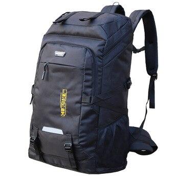 Large capacity Military backpack men Laptop backpacks women rucksack Male mountaineering bagpack travel luggage bag mochila 75L