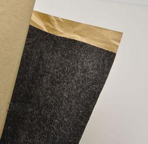Image 1 - Remendo autoadesivo 1m x 0.5m da tira da fita da caixa do subwoofer de feltro do pano do orador