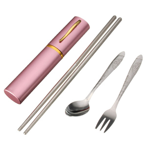 Travel 3in1 Stainless Steel Ch