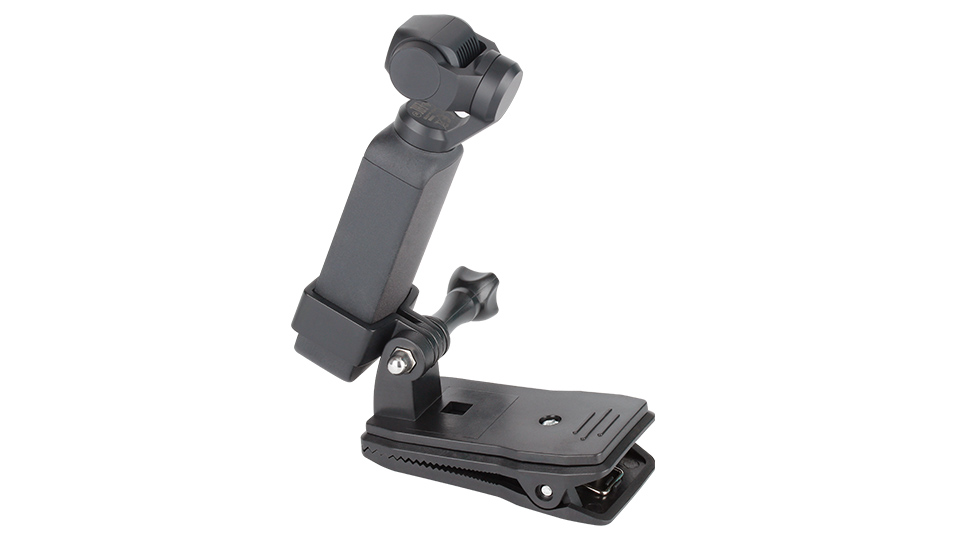 DJI Osmo Pocket Clamp Holder Kit OP-3 Extension Fixed Stand Bracket Holder w Charging Base Mount, Osmo Pocket Gimbal Accessories 3