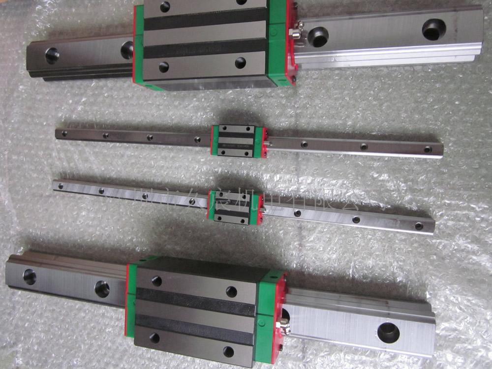 100% genuine HIWIN linear guide HGR30-1700MM block for Taiwan hiwin 100