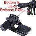 Cuello de Pie Trípode Anillo de Montaje Soporte Base para Nikon lente AF-S Nikkor 70-200mm f/2.8G ED VR y II con la Cámara de Liberación Rápida placa