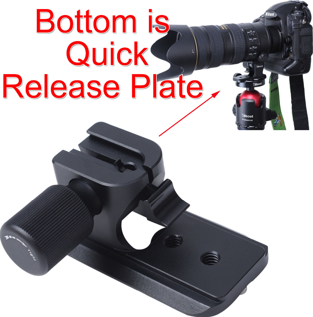 Lens Collar Foot Tripod Mount Ring Stand Base for Nikon AF-S Nikkor 70-200mm f/2.8G ED VR and II with Camera Quick Release Plate